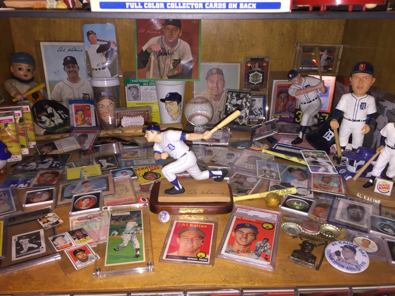 Al Kaline Collection 2a
