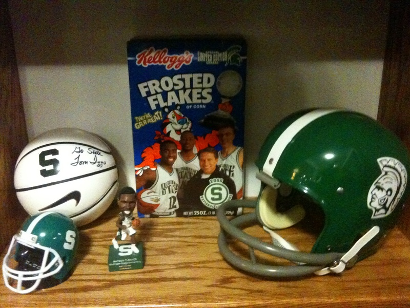 Michigan State Memorabilia